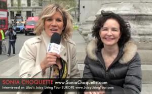 INTUITION - Sonia Choquette, London