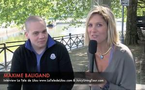 (FR) Chine: Je me Lance - Maxime Baligand: Entre la Chine et le rap!