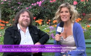 (FR) Daniel Meurois-Givaudan: explorateur des nouveaux champs de conscience
