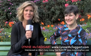 We are stronger when we Unite Lynne weaker when we compete - Lynne McTaggart