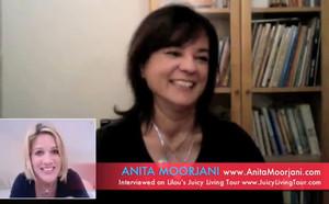 (GER) Anita Moorjanis Nahtoderfahrung, Lymphdrüsenkrebs in 4 Tagen geheilt