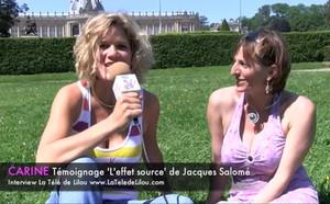 (FR) Témoignage d'une femme fontaine, Belgique