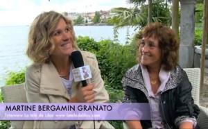 (FR) Sous la plume de l'ange - Martine Bergamin Granato, Montreux Suisse