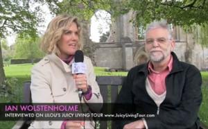 (GER) Leben im Jetzt, Vertrauen & Erleuchtung - Ian Wolstenholme, Glastonbury, GB