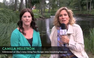 HypnoBirthing - Camilla Hellstrom, Sweden