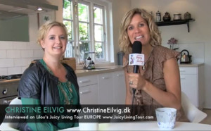 Dealing with Ups and Downs: another way to look at it! Christine Eilvig, Denmark