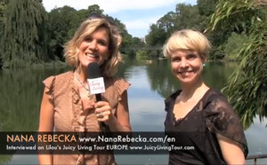 Our finger prints: road map for life - Nana Rebecka, Denmark