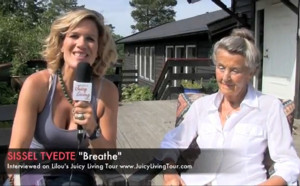 Breath, Life & Re-birthing - Sissel Tvedte, 80 years, Norway