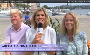 Michael & Nina Matthis, Sweden