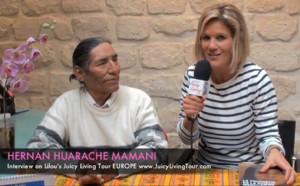 (FR) La prophétie de la femme médecine - Hernan Huarache Mamani