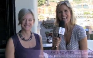 Success story of Kate Powers, Monte Carlo, Monaco