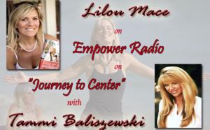 Lilou interviewed on 'Journey to Center' with radio host Tammi Balszewski
