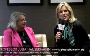 Rights and Humanity - Professor Julia Häusermann, UK