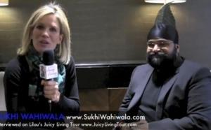 Combining business & spirituality - Sukhi Wahiwala, UK