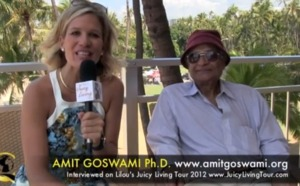 Consciousness does matter - Amit Goswami Ph.D., Honolulu HI