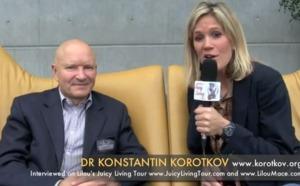Biophysics & consciousness - Prof. Korotkov