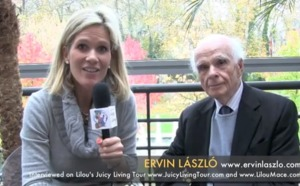 A new mindset is emerging! - Dr Ervin Laszlo