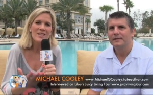 From the streets to success - Michael Cooley
