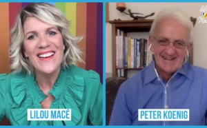 Freeing our projections on money ! How money works !! Claiming our abundance. - Peter Koenig