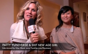 Lilou interviews Shit New Age Girl - Patty Yuniverse