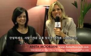 [Lilou Mace] Anita Moorjani와의 인터뷰 - 죽음 후에도 삶은 있는가?