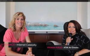 Art Tour International Interviews Lilou Mace