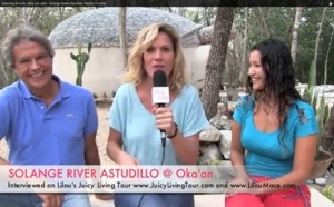 Temazcal : cleansing of mind, body and spirit - Solange Rivera Astudillo, Oka'an, Yucatán