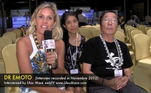 Emoto on the new water era (recorded Nov 2012)
