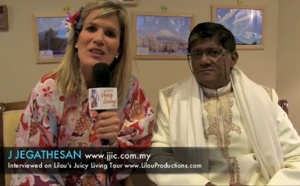 From being sceptic to Sai Baba, interfaith and helping the poor - J Jegathesan from Malaysia