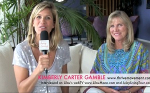 How to face shocking information? Kimberly Carter Gamble