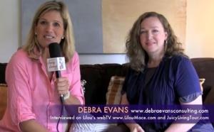Write your book, transform your life - Debra Evans