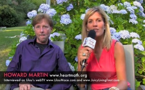Emergence of a heart-based society - Heartmath institute, Howard Martin