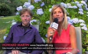 Emergence of a heart-based society - Heartmath institute, Howard Martin