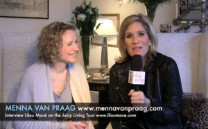 How to make a dream come true: from rejections to success - Menna Van Praag, UK HD