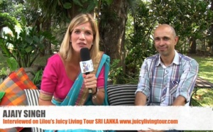 Fashion & spirituality - Ajaiy Singh, Sri Lanka
