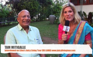 Yoga and raising consciousness - Tam Mitigalle, Sri Lanka