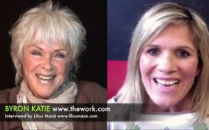 How to stop suffering? Byron Katie