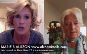How can essential oils help? How does it work? Marie Allizon