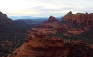 Spectacular view of Schnebly Hill, Sedona