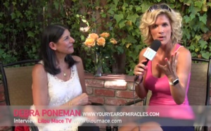 How to manifest miracles daily - Debra Poneman