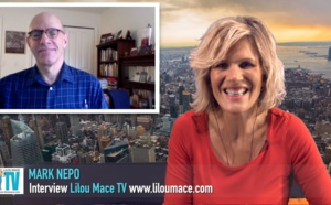 Mark Nepo - How to attract miracles ? A deep conversation on life, healing and love