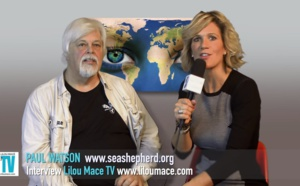 Living in harmony with all species - Paul Watson, Greenpeace & Sea Shepherd