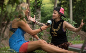 Yoga rebel and transformation - Dana Trixie Flynn, BALI