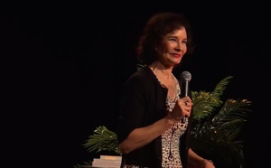 "Conference of Sonia Choquette ""The power of intuition"" (Paris)"
