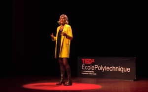 The courage to be oneself - Lilou Mace - TedX Polytechnique School