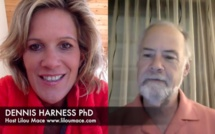Vedic Astrology chart - Dennis Harness PhD