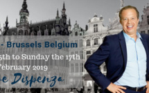 DON'T MISS IT!!!! DR JOE DISPENZA - PROGRESSIVE WORKSHOP IN BRUSSELS