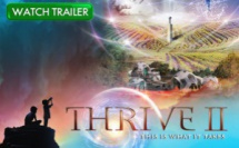 Exciting news! Thrive II is out on September 26. Amazing!