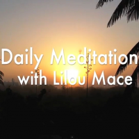 Open your heart meditation by Lilou Mace